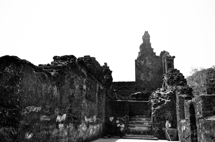 St Augustine ruins, Old Goa (12)