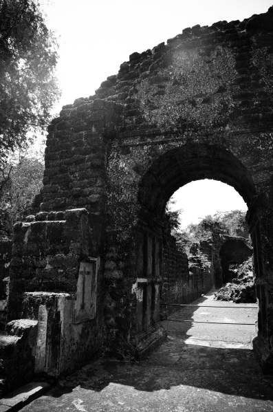 St Augustine ruins, Old Goa (13)