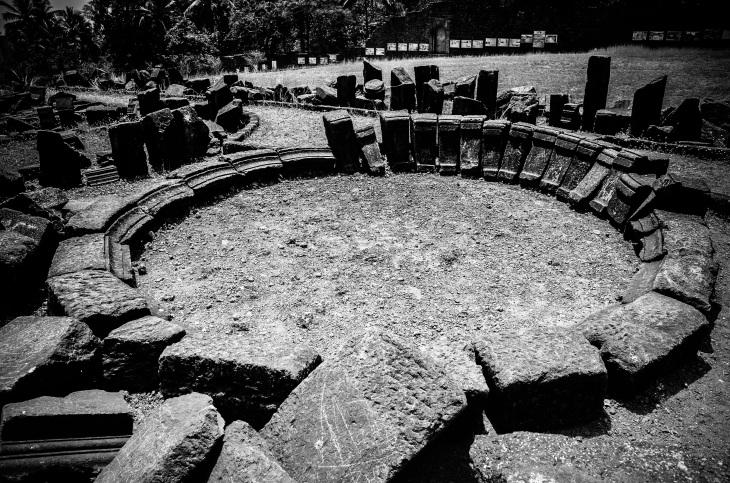 St Augustine ruins, Old Goa (2)
