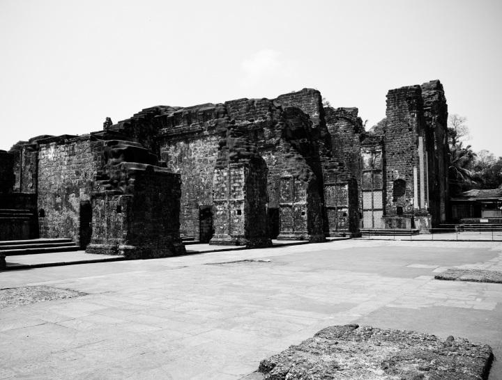 St Augustine ruins, Old Goa (4)