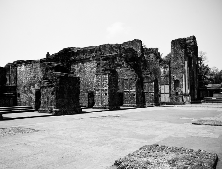 St Augustine ruins, Old Goa (4)