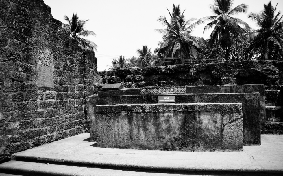 St Augustine ruins, Old Goa (5)