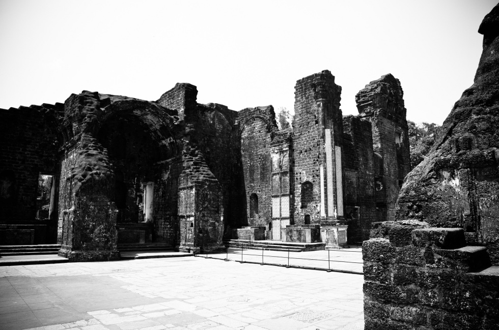 St Augustine ruins, Old Goa (6)