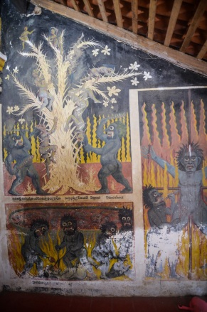Aluvihara cave temples, sree is travelling (15)
