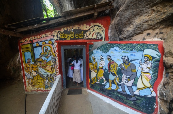 Aluvihara cave temples, sree is travelling (18)
