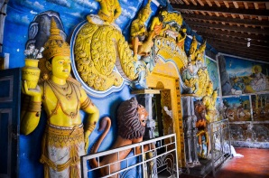 Aluvihara cave temples, sree is travelling (5)