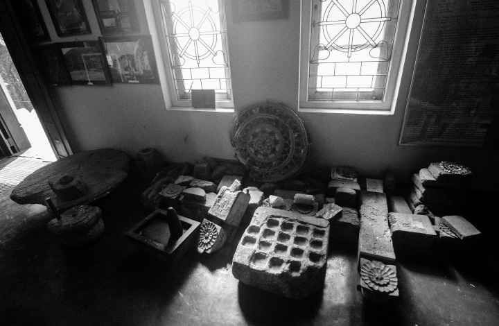 Aluvihara Manuscripts, Sree is Travelling, Matale, Sri Lanka (3)
