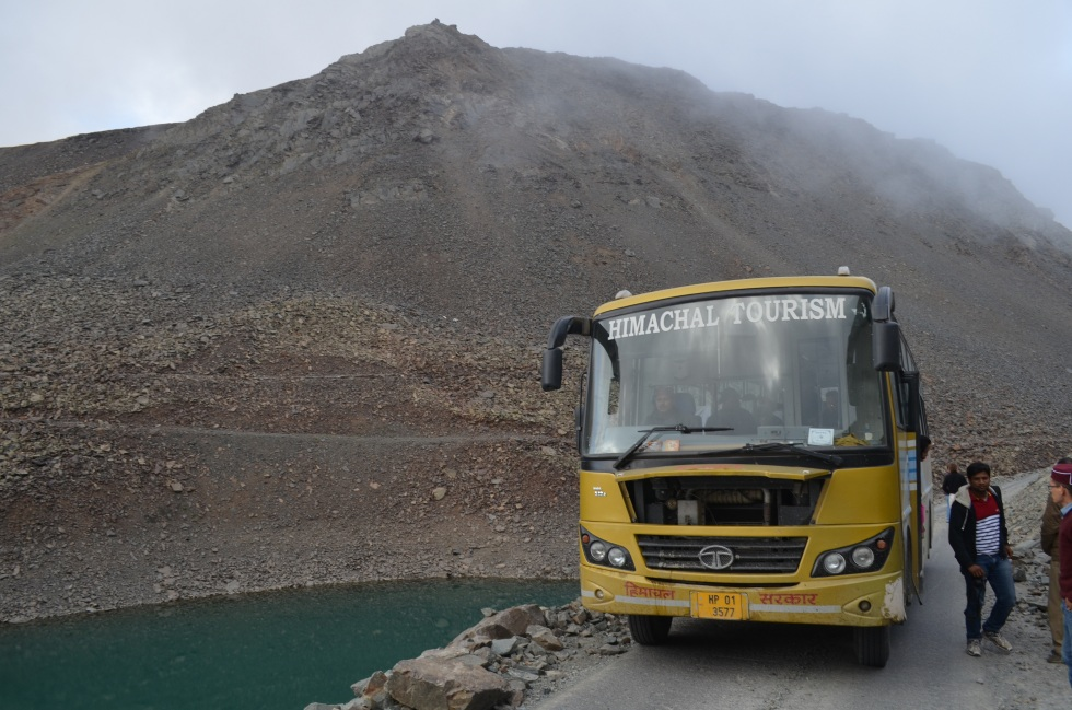Chandra Taal - Sree is travelling (1)