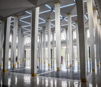 Masjid Negara Malaysia, Sree is travelling (3)