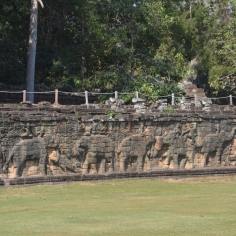 Terrace of the Elephants, Angkor Thom