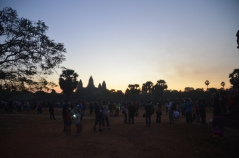 Break of Dawn, Angkor Wat