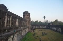 Sreejith at Angkor Wat