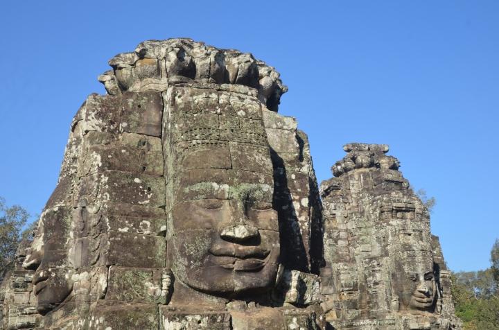 Bayon Temple, Angkor Thom