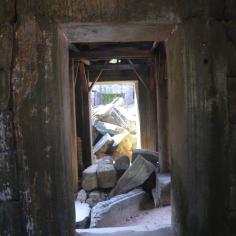 Ruins of Preah Khan, Cambodia