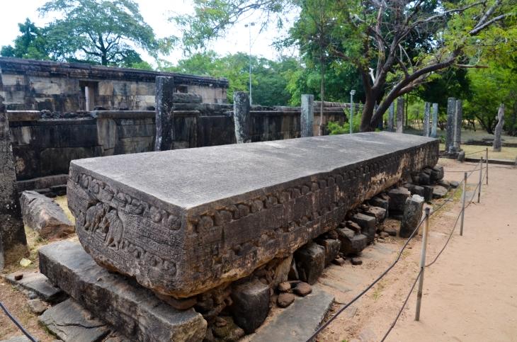 Gal Potha, Polonnaruwa