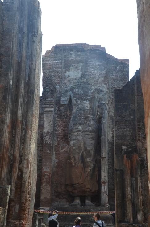 Lankathilaka Image House, Polonnaruwa