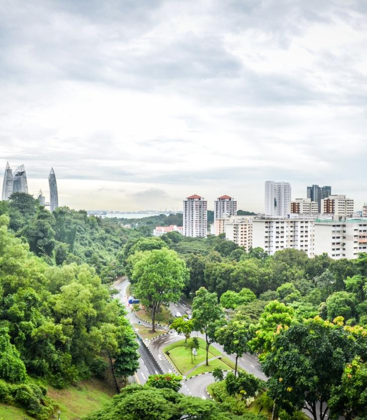 Southern Ridges, Singapore