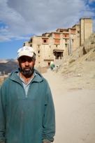 A laborer from Kashmir