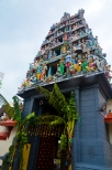 Sri Mariamman Kovil, Singapore - Sree is Travelling