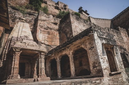 Chaturbhuj Temple, Gwalior Fort