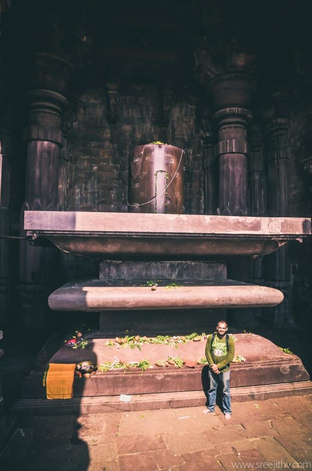 Bhojpur temple, Bhopal
