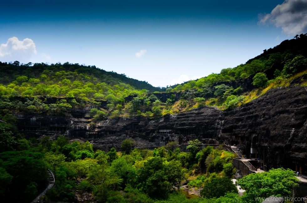 Ajantha caves, Maharashtra