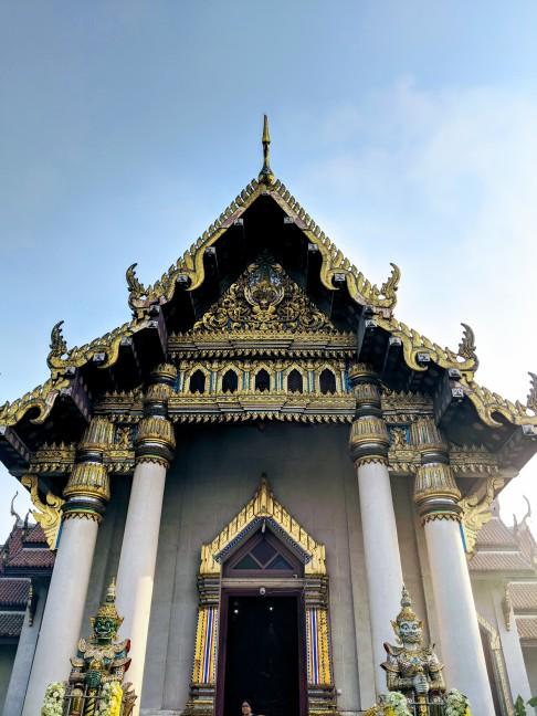 Wat Thai Bodhgaya - Sree is travelling